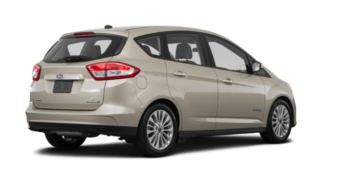 2017 Ford C-MAX HYBRID SE | Photo 5 | White Gold