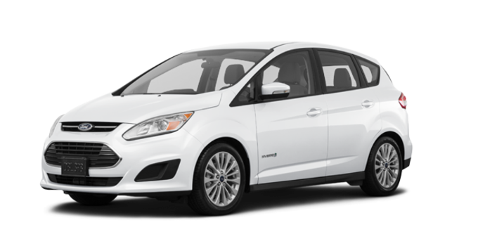2017 Ford C-MAX HYBRID SE | Photo 6 | White Platinum