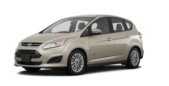 2017 Ford C-MAX HYBRID SE | Photo 6 | White Gold