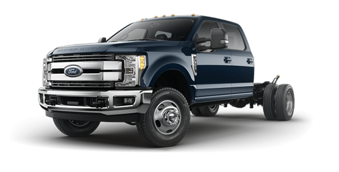 2017 Ford Chassis Cab F-350 LARIAT | Photo 4 | Blue Jeans