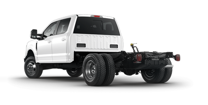 2017 Ford Chassis Cab F-350 LARIAT | Photo 5 | Oxford White
