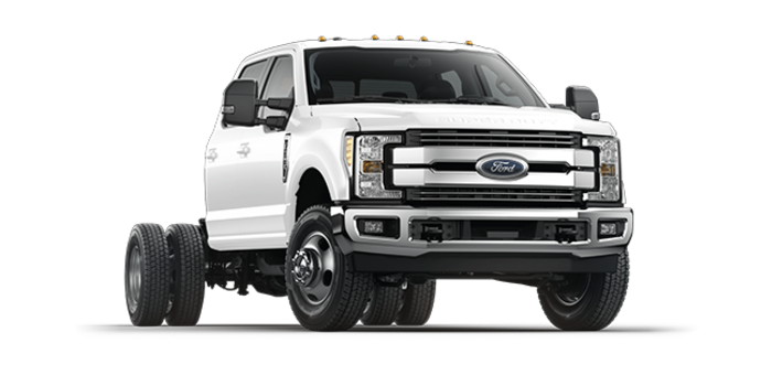 2017 Ford Chassis Cab F-350 LARIAT | Photo 6 | Oxford White