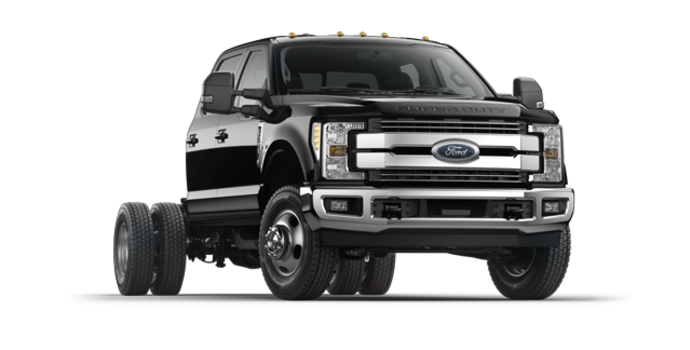 2017 Ford Chassis Cab F-350 LARIAT | Photo 6 | Shadow Black