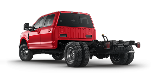 2017 Ford Chassis Cab F-350 LARIAT | Photo 5 | Race Red