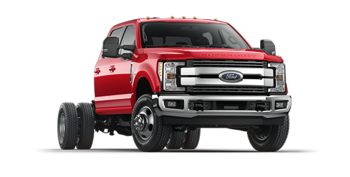 2017 Ford Chassis Cab F-350 LARIAT | Photo 6 | Race Red