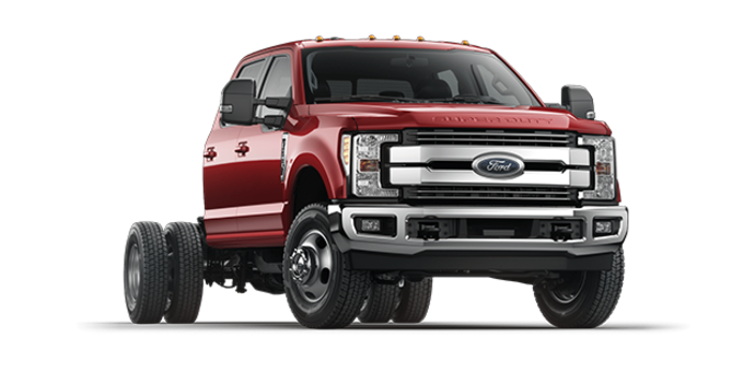 2017 Ford Chassis Cab F-350 LARIAT | Photo 6 | Ruby Red