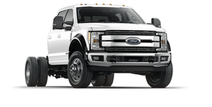 2017 Ford Chassis Cab F-450 LARIAT | Photo 6 | Oxford White