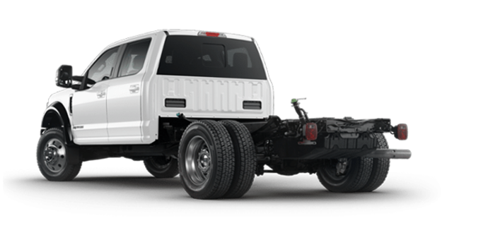 2017 Ford Chassis Cab F-450 LARIAT | Photo 5 | White Platinum