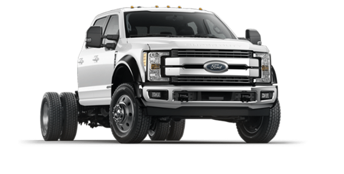 2017 Ford Chassis Cab F-450 LARIAT | Photo 6 | White Platinum