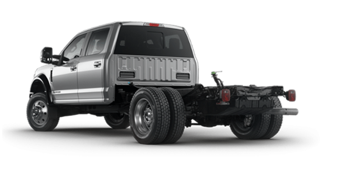 2017 Ford Chassis Cab F-450 LARIAT | Photo 5 | Ingot Silver