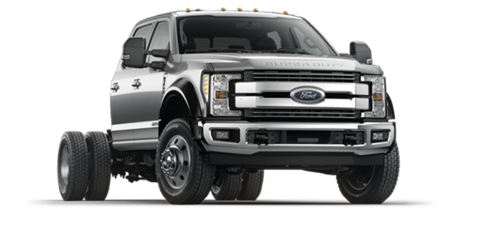 2017 Ford Chassis Cab F-450 LARIAT | Photo 6 | Ingot Silver