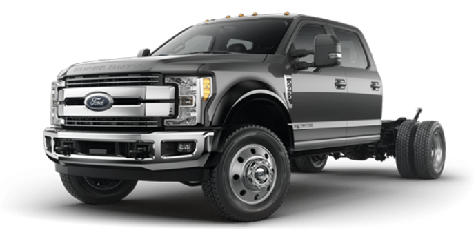 2017 Ford Chassis Cab F-450 LARIAT | Photo 4 | Magnetic
