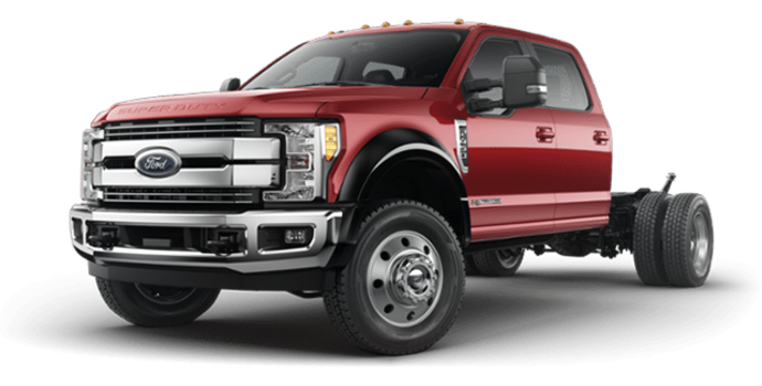 2017 Ford Chassis Cab F-450 LARIAT | Photo 4 | Ruby Red