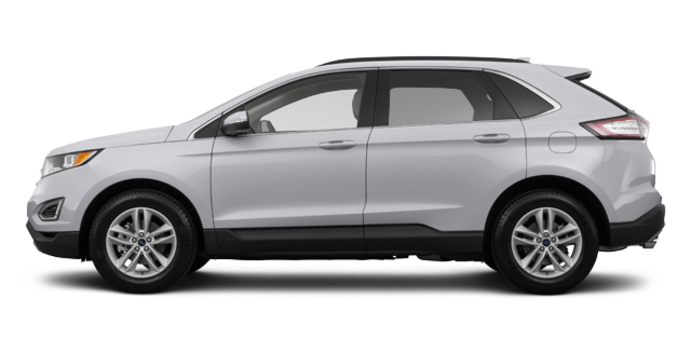 2017 Ford Edge SEL | Photo 4 | Ingot Silver Metallic