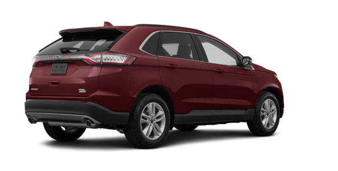 2017 Ford Edge SEL | Photo 5 | Burgundy Velvet Metallic