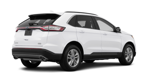 2017 Ford Edge SEL | Photo 5 | White Platinum Metallic