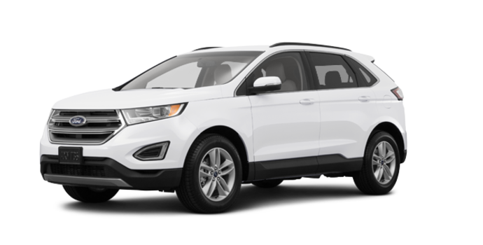 2017 Ford Edge SEL | Photo 6 | White Platinum Metallic