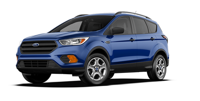 2017 Ford Escape S | Photo 6 | Lightning Blue
