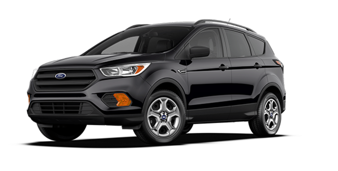 2017 Ford Escape S | Photo 6 | Shadow Black