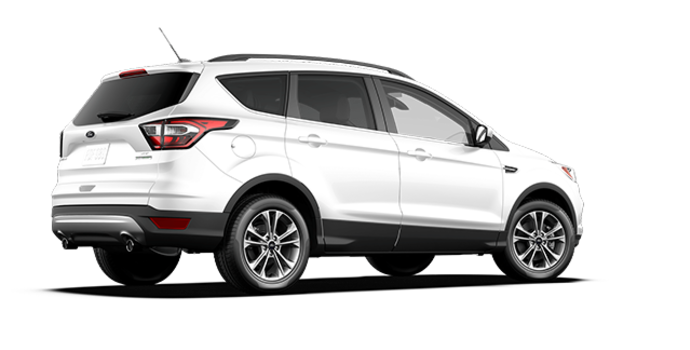 2017 Ford Escape SE | Photo 5 | Oxford White