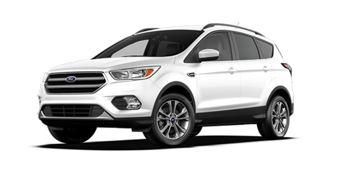 2017 Ford Escape SE | Photo 6 | Oxford White