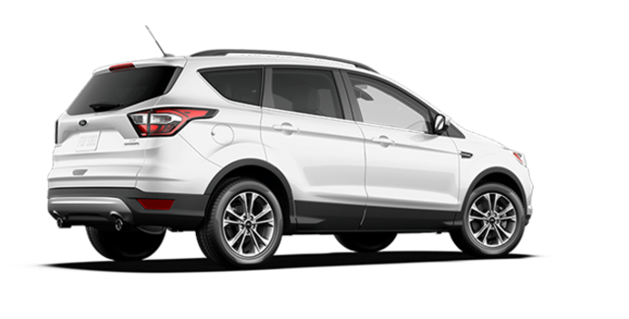 2017 Ford Escape SE | Photo 5 | White Platinum
