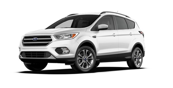 2017 Ford Escape SE | Photo 6 | White Platinum