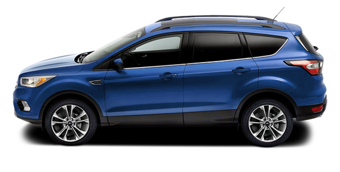 2017 Ford Escape SE | Photo 4 | Lightning Blue