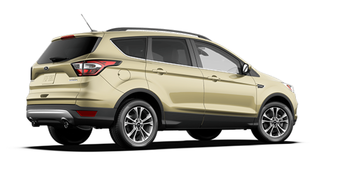 2017 Ford Escape SE | Photo 5 | White Gold