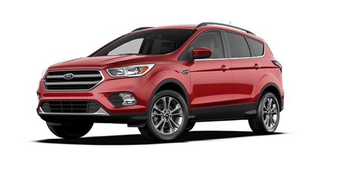 2017 Ford Escape SE | Photo 6 | Ruby Red