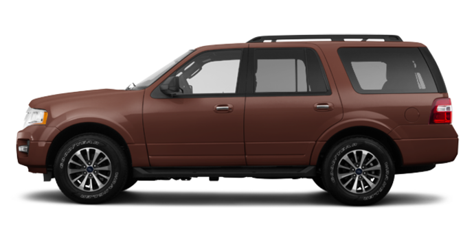 2017 Ford Expedition XLT | Photo 4 | Bronze Fire Metallic