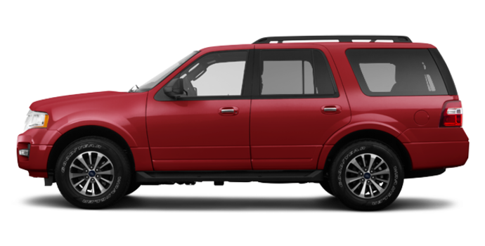 2017 Ford Expedition XLT | Photo 4 | Ruby Red Metallic