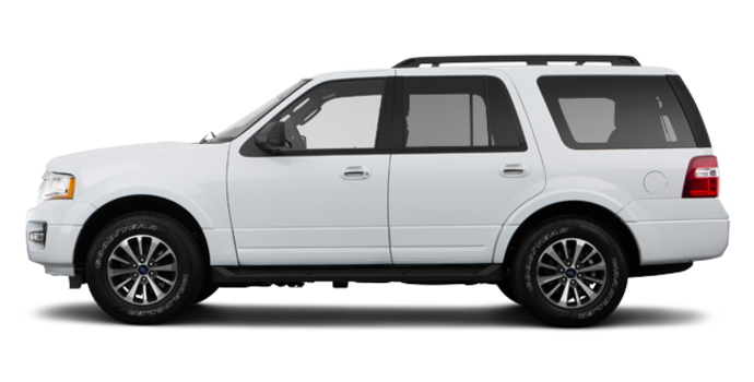 2017 Ford Expedition XLT | Photo 4 | Oxford White