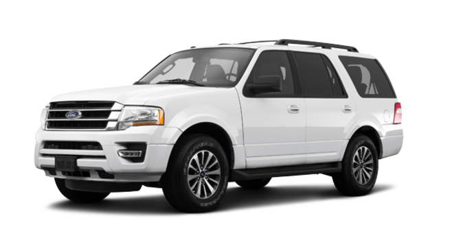 2017 Ford Expedition XLT | Photo 6 | White Platinum Metallic