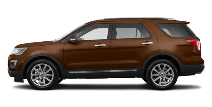 2017 Ford Explorer LIMITED | Photo 4 | Canyon Ridge