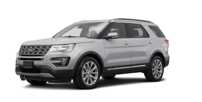 2017 Ford Explorer LIMITED | Photo 6 | Ingot Silver