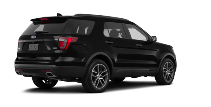 2017 Ford Explorer SPORT | Photo 5 | Shadow Black