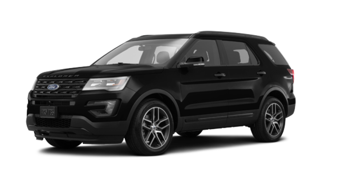 2017 Ford Explorer SPORT | Photo 6 | Shadow Black