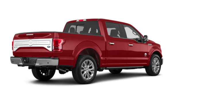 2017 Ford F-150 KING RANCH | Photo 5 | Ruby Red Metallic