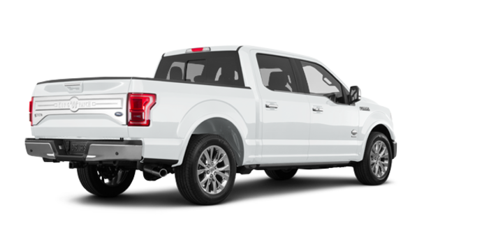 2017 Ford F-150 KING RANCH | Photo 5 | Oxford White