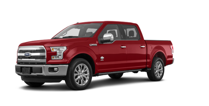 2017 Ford F-150 KING RANCH | Photo 6 | Ruby Red Metallic
