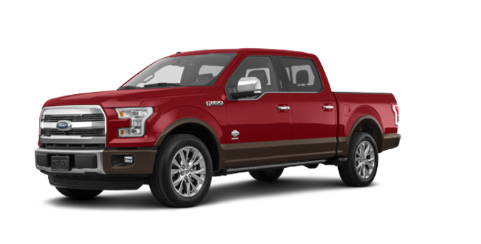2017 Ford F-150 KING RANCH | Photo 6 | Ruby Red Metallic/Caribou