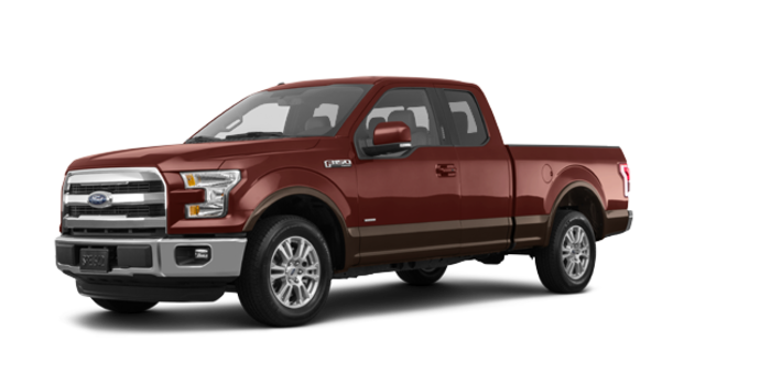 2017 Ford F-150 LARIAT | Photo 6 | Bronze Fire/Caribou