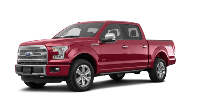 2017 Ford F-150 PLATINUM | Photo 6 | Ruby Red Metallic