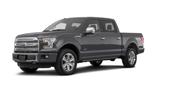 2017 Ford F-150 PLATINUM | Photo 6 | Magnetic
