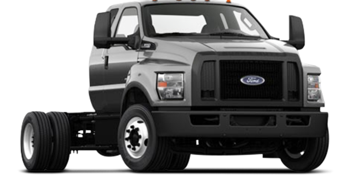 2017 Ford F-650 SD Diesel Pro Loader | Photo 4 | Ingot Silver Metallic