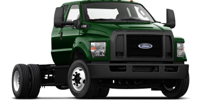 2017 Ford F-650 SD Diesel Pro Loader | Photo 4 | Green Gem Metallic