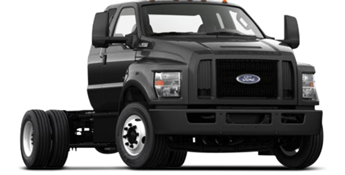 2017 Ford F-650 SD Diesel Pro Loader | Photo 4 | Magnetic Metallic