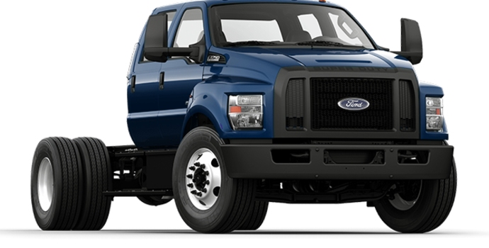 2017 Ford F-750 SD GAS | Photo 4 | Blue Jeans Metallic