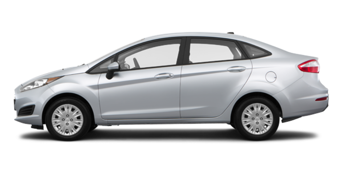 2017 Ford Fiesta Sedan S | Photo 4 | Ingot Silver